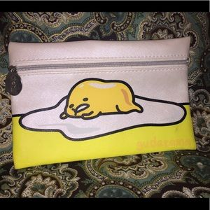 Ipsy's Gudetama by Sanrio, Egg on Makeup Bag